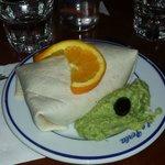 Burritos boeuf