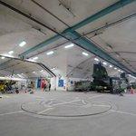 Des garages à avion