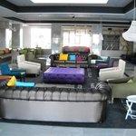 Tryp Guadalmar: hotel bar