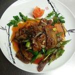 Sichuan Pork