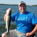 Nice Cutfoot Sioux Walleye