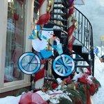 rue du Petit-Champlain store front