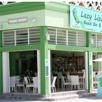 ‪Lazy Lizard Beach Bar & Grill‬