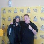 Kevin Burke comedian with YfailYfail INdy hip hop artist