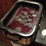 Spare stones