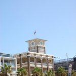 View from Bondi beach.