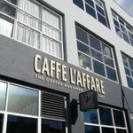 Caffe L'affare - exterior