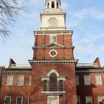 Independence Hall - The Exterior