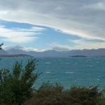 View of Lake Tekapo