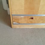 Chipped Cabinets