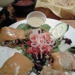Mexican wrap so yummy!