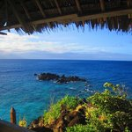 Apo Island View Deck