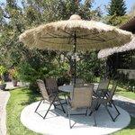 jardin et espace repos