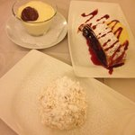Desserts... ✌️☺️