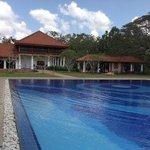 club house ond olympic pool