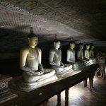 Dambulla Rock Caves
