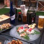 Summer Dining Tokyo Club Ponsonby Central