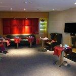 Club lounge - Breakfast
