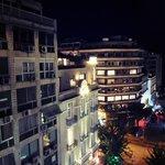the night from my balcony