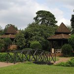 Mamba Village huts