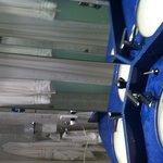 salle de bains très correcte
