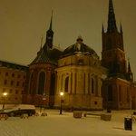 Ridderholmen Church near the hotel