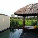 Villa pool :)