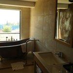 Brass Tub View