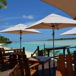 The Flying Boat - Aitutaki Lagoon Resort & Spa