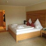 Hotelzimmer Almenrausch