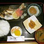 焼魚定食(ランチ)