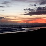 Sunset from Pondok Pitaya