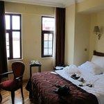 307 Room Hallway View