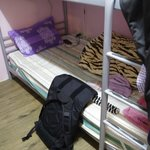 My room and my home for 7 days
