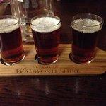 Taster Ale 2 x 1/3 Pints