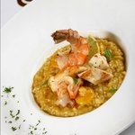 Smokeys - Seafood and Peeli Mirchi Risotto
