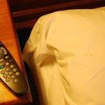 Suciedad almohada