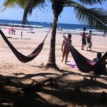 playa Avellanes, Costa Rica