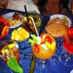 Alcuni dei cocktail !!!