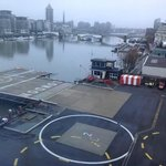 London Heliport & Thames View