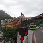 The nearest bus stop (from Ruifang to Jiufen old street)