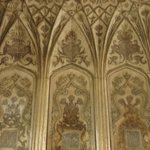 Taj Mahal interior marble work