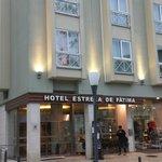 Hotel Estrela de Fátima, Fátima.