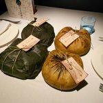 Siempre probamos los mejores quesos de la comarca.....