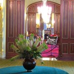 A view of thr drawing room from the ballroom