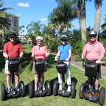 Segway Tour with All About Fun-St. Petersburg, FL