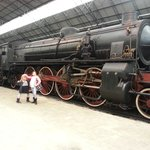 Steam engines galore
