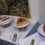 Valentine's Desserts Buffet