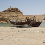 Traditional Dhow builders in Sur