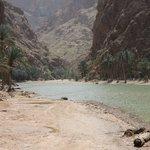 Must Visit Place - Wadi Shab